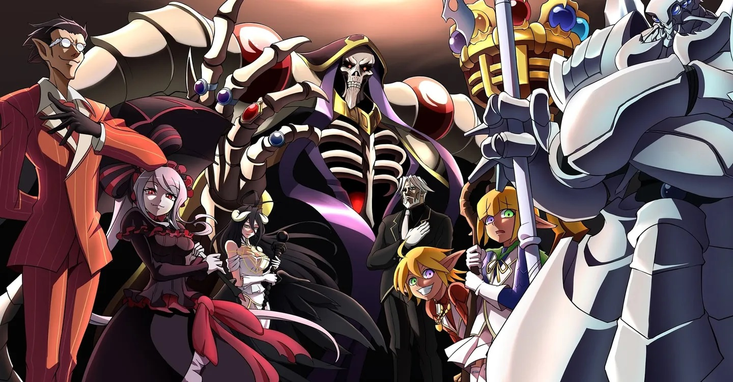 Épisode 9 : Overlord